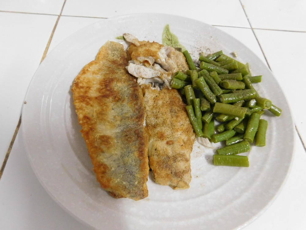 Pan fried barramundi fillets thailand 1 dollar meals for Pan fried fish fillet recipes